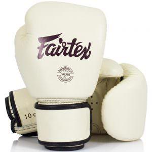 Guante de boxeo Fairtex bgv16 Khaki claritos