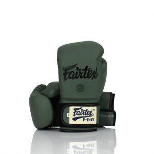 guante de boxeo Fairtex FDay fabricaado a mano