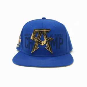 GORRA CANELO TEAM LEGENDARY de color azul
