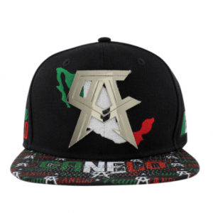 GORRA CANELO TEAM STERLING oficial de color negro