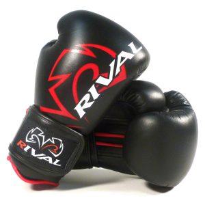 Guante de boxeo Rival sparring rs para MMA y Muay Thai