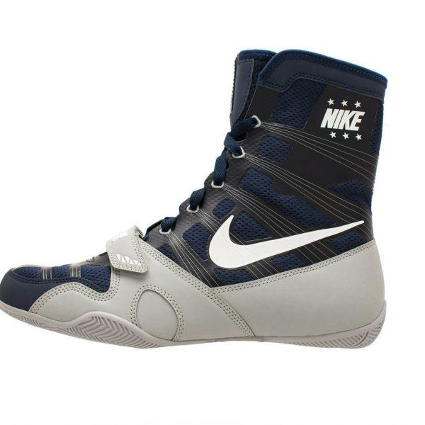 Nike shoes hyperko boxing v2 le navygrey   Nike, Azul